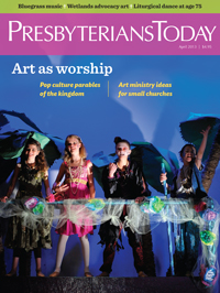 Presbyterians Today cover