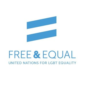 Free and Equal logo