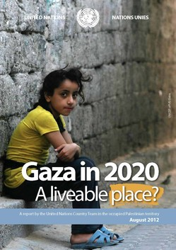 Cover of Gaza 2020 study