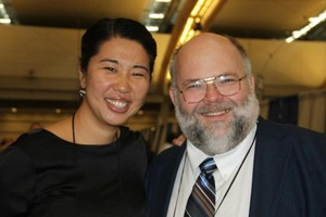 Irene Pak and Mark Koenig