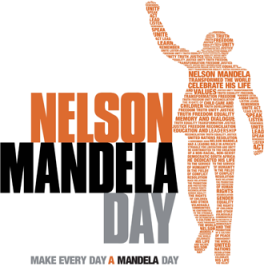 Mandela Day log
