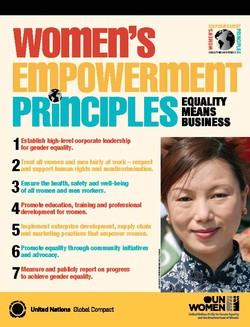 Women's Empowerment Principles Cover