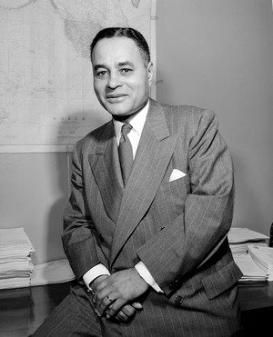 Ralph Bunche from UN Photo