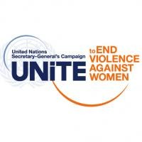 Say No UNiTE logo