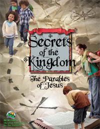 Secrets of the Kingdom cover