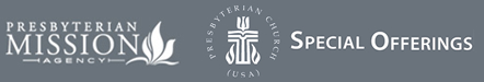 Presbyterian Mission Agency - Special Offerings
