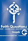 Faith Questions: Reformed Theology cover (white cross with a circle and white letters on a blue background)