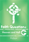 Faith Questions: Heaven and Hell cover (light green with a white cross and letters)