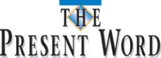The  present Word Logo