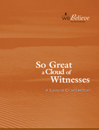 So Great a Cloud of Witnesses cover