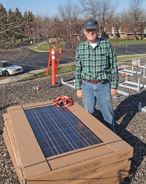 North Presbyterian preparing for solar panel installation