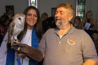 WorldCommunionpastorandowl