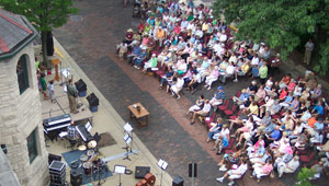 <p>As a Great Commission Outreach Church, Central Presbyterian takes seriously Christ's dictate – to be and to make disciples for Christ (Matthew 28:18-20).</p>