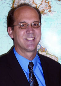 Photo of Michael Parker