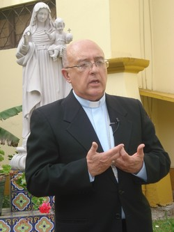 Archbishop Pedro Barreto
