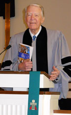 The Rev. Ed Brubaker