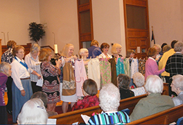St. Augustine PW Little dresses for Africa