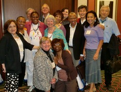 Attendees at the 2010 National Multicultural Conference