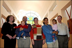 New mission co-workers complete orientation at the Presbyterian Center in Louisville
