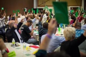 ACT Alliance voters