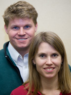 The Rev. Bob and Kristi Rice