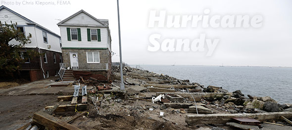 Hurricane Sandy graphic