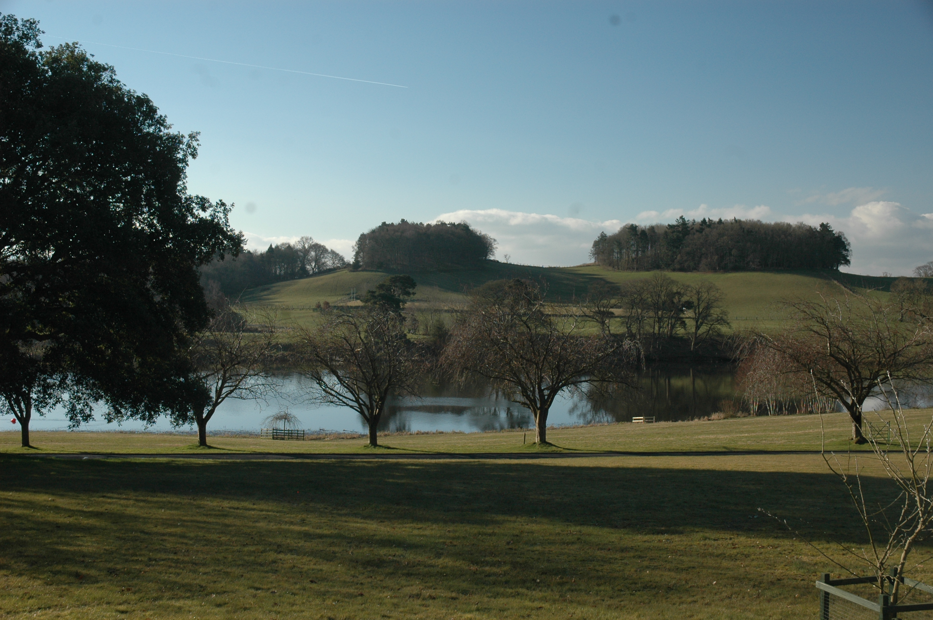 A view of the grounds of Dromantine Retreat Center in Northern Ireland