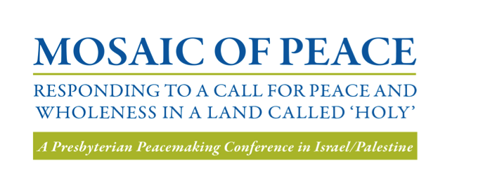 mosaic of peace logo