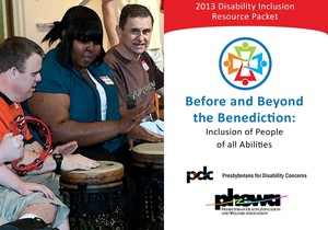 2013 Disability Inclusion Resource Packet