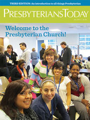 Welcome to the Presbyterian Church