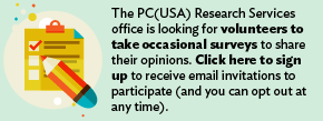 Research Services surveys