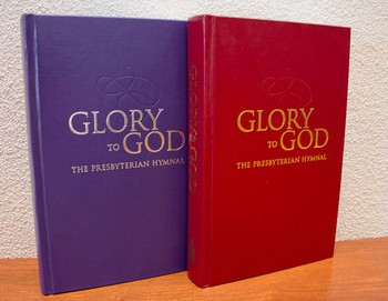 Glory to God hymnals