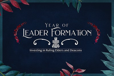 year of leader formation logo