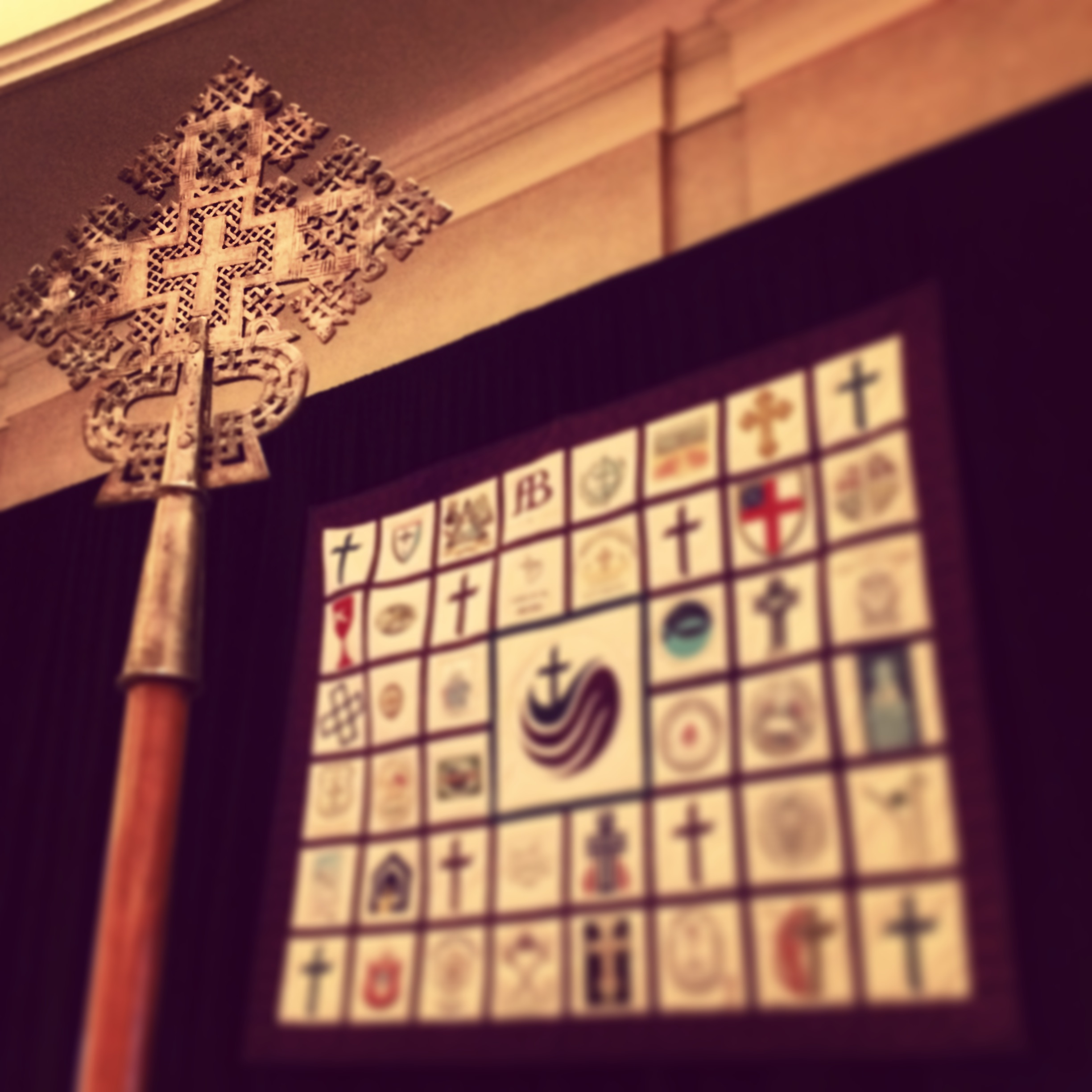 NCC Cross and Quilt