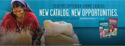 New Presbyterian Giving Catalog