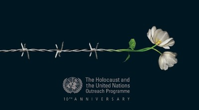 Holocaust Remembrance Day logo