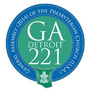 Symbol for 221st GA in Detroit