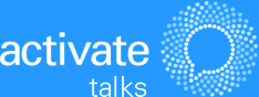 Activate Talks logo