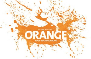 Orange your neigbhorhood logo