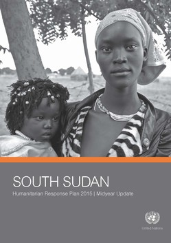 Cover of OCHA South Sudan Midyear report