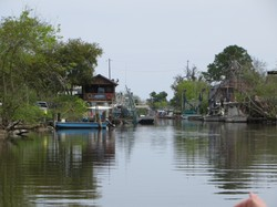 bayou fishing community