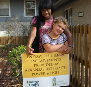 SPC helped with energy efficiency at the Vera Lloyd Home