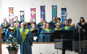 <p>University Presbyterian Church is an open, dynamic Christian community that invites all seekers to join with us in glorifying God and discovering God's will expressed in Jesus Christ.</p>