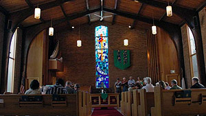<p>Lake Nokomis Presbyterian Church is a congregation that emphasizes worship, hospitality and Sabbath as central to our relationship with God.</p>