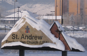 <p>Our mission as St. Andrew Presbyterian Church is to live the joy of Christ by doing justice, showing compassion, and walking humbly with God.</p>