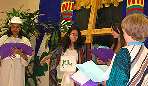 <p>West Plano Presbyterian Church is an intentional faith community, which lives by the ebb and flow of liturgical worship and hands-on mission.</p>