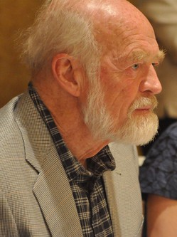 Photo of Rev. Eugene Peterson