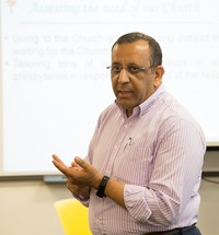 Atef Gendy, president and professor of New Testament, Evangelical Theological Seminary in Cairo (ETSC)