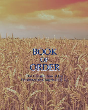 Book of Order 2013-2015
