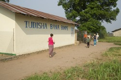Tudisha Bana Bimpe Nutrition Center in Tshikaji, Democratic Republic of Congo